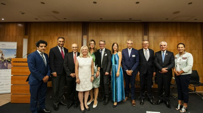 1st mediterranean summit