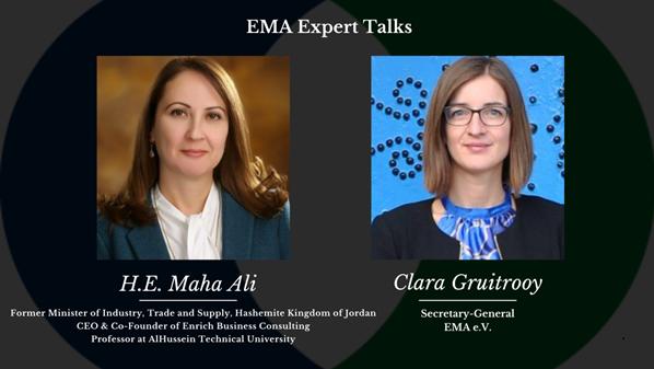 EMA Expert Talk Maha Ali