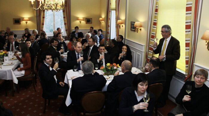 Salon diplomatique Tunisia 2013