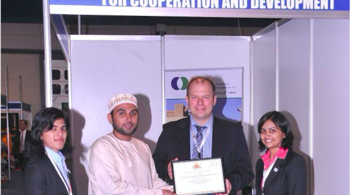 infra Oman 2013